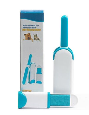 Pet Hair Remover Blue