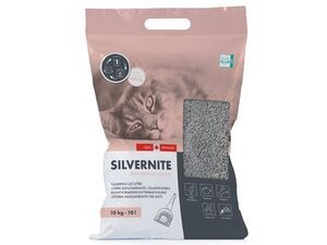 M-Pets Silvernite Baby Powder Scent Cat Litter 10kg