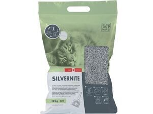 M-Pets Silvernite Unscented Cat Litter 10kg
