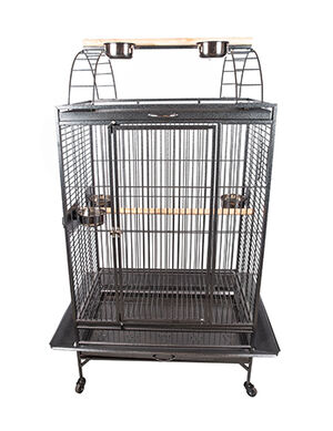 Bird Cage Black