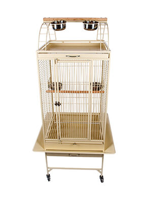 Bird Cage White