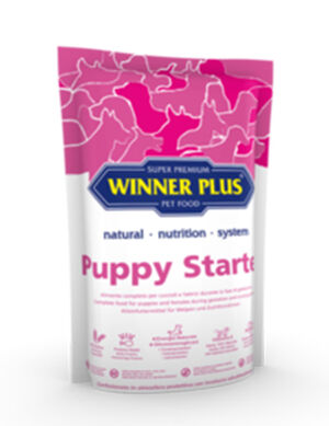 3kg Winner Plus Puppy Starter -  Dogs product