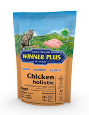 Winner Plus Chicken Holistic 2kg