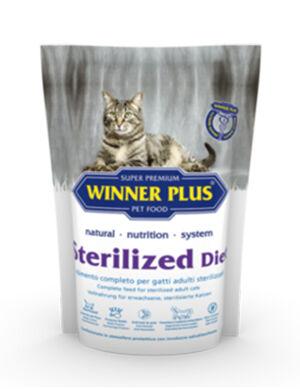 Winner Plus Sterilized Diet 2kg  -  Cats product