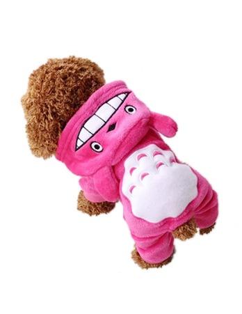 Pet Pajamas Pink Large