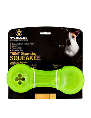 Squeakee Treat Dispensing Toy