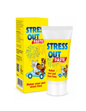 Stress Out Natural Calming Paste for Dogs & Cats 30ml