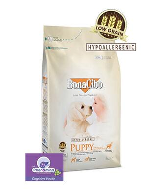 BonaCibo Puppy Chicken Dry Food 3kg