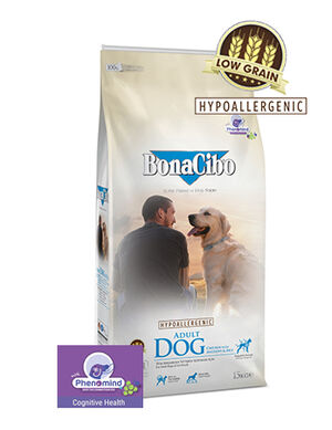 BonaCibo Adult Dog Chicken Dry Food 15kg -  Dogs product