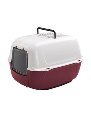 Prima Pal Toilet Home Red 39.5 x 52.5 x h38cm