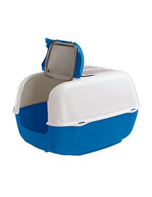 Prima Cabrio Toilet Home Blue 39.5 x 52.5 xh 38cm