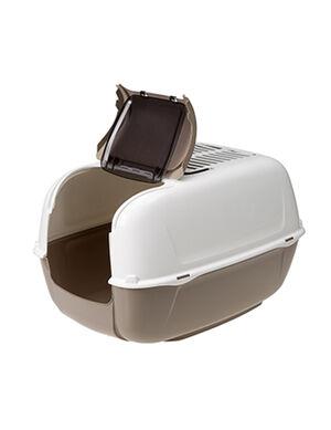Prima Cabrio Toilet Home Beige 39.5 x 52.5 xh 38cm