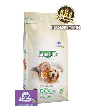 BonaCibo Adult Dog Form Dry Food 4kg