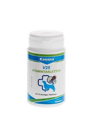 Canina V25 Vitamin Tablet 200g (60 tablets)