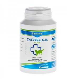 Cat Coat O.K Powder 100g