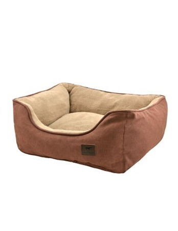 Dream Chaser Bolster Bed Brown Small