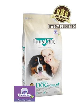 BonaCibo Adult Dog Form Dry Food 15kg