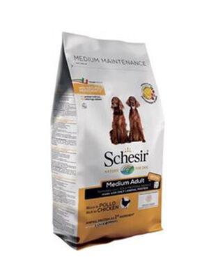 Schesir Dog Dry food Medium Chicken 12kg