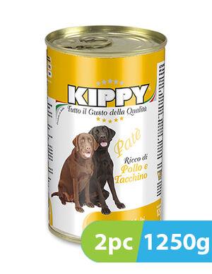Kippy Chicken & Turkey 2pc x 1250g