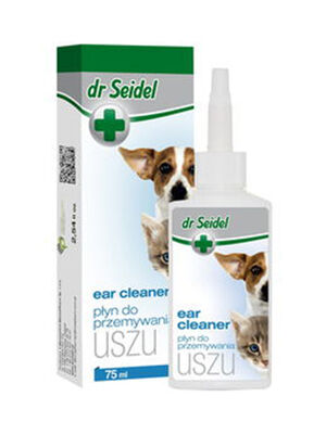 Dr Seidel Ear Cleaner for Dogs & Cats 75ml