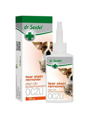 Dr Seidel Eye Contour Cleaner for Dogs & Cats 75ml