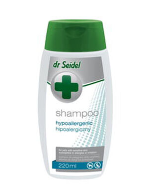 Dr Seidel Hypoallergenic Dog & Cat Shampoo 220ml -  Dogs product