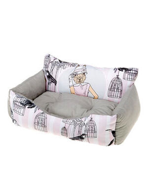 Ferplast Lady Rabbit Bed 45 x 40 cm