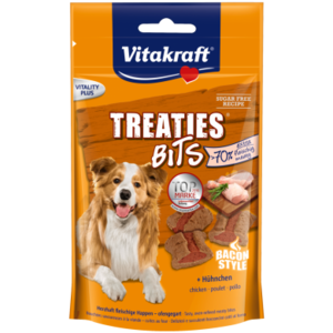 Vitakraft Treaties Bits Chicken 3pc x 120g