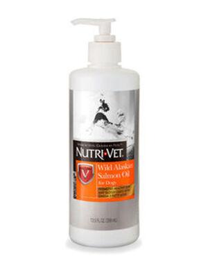 Nutri-Vet Wild Alaskan Salmon Oil For Dogs 399ml -  Dogs product
