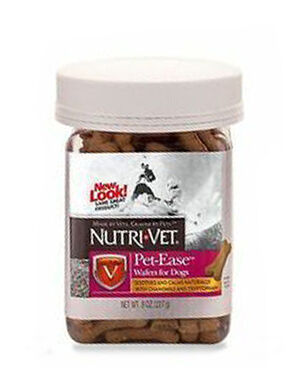 Nutri-Vet Pet-Ease Wafers For Dogs 227g