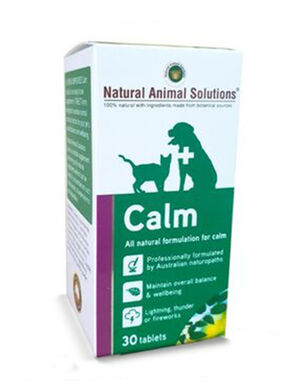 Natural Animal Solution Calm 30 tablets