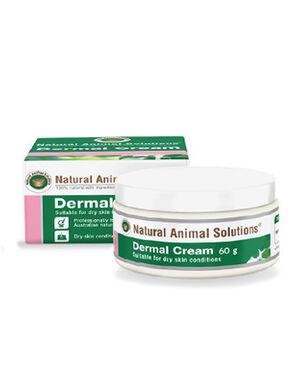 Natural Animal Solutions Dermal Cream 60g