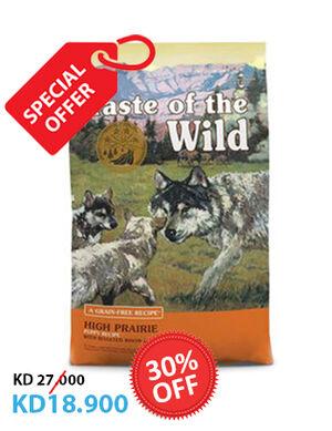 Taste of the Wild High Prairie Puppy Intl 12.2kg