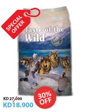 Taste of the Wild Wetlands Wild Fowl Intl 13Kg