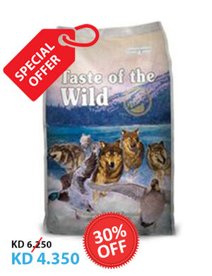 Taste of the Wild Wetlands Wild Fowl Intl 2Kg