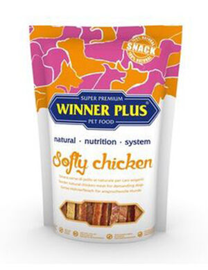 Winner Plus Softy Chicken 100g