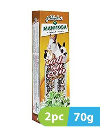 Manitoba Stick Rabbit & Cavia 2x70g