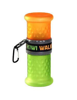 Kiwi Walker Travel Bottle 2in1 Orange/Green