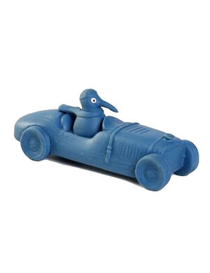 kiwi Walker Whistle Bugatti - Blue