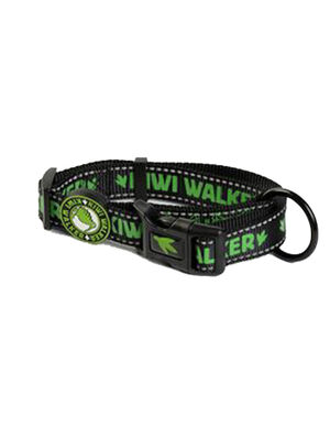 Kiwi Walker Dog Collar Green Large