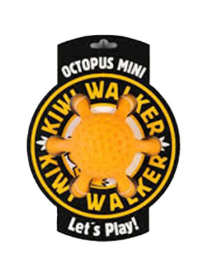 Kiwi Walker Let's play! Octopus Mini Orange