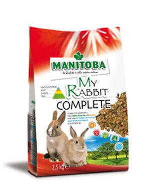 Manitoba My Rabbit Complete 2.5 kg