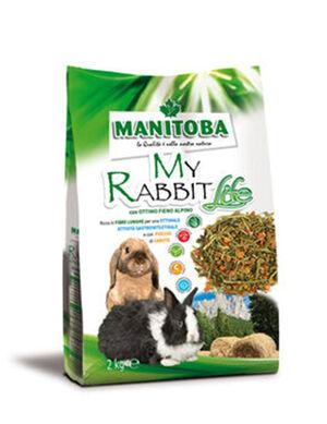 Manitoba My Rabbit Life 2 kg