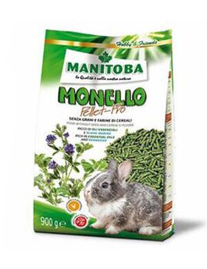 Manitoba Monello Pellet Pro 900g