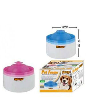 Mango Pet Water Feeder MF895 Blue -  Dogs product