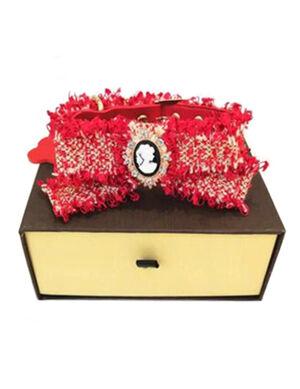 Red Luxury Collar Large