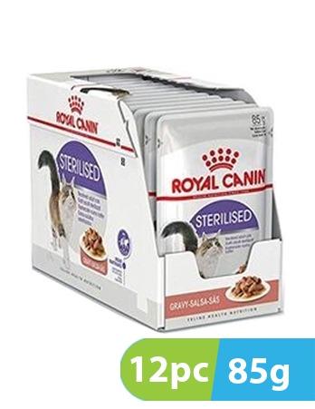 12pc x 85g Royal Canin Sterilised Adult