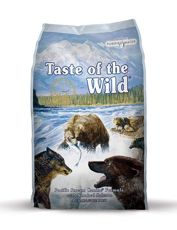 Taste of the wild Pacific Stream Canine formula with Smoked Salmon 12.2kg