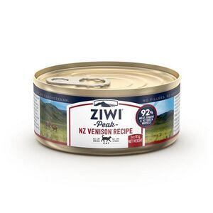 Ziwipeak Cat Wet Food Venison Recipe 4pc x  85g