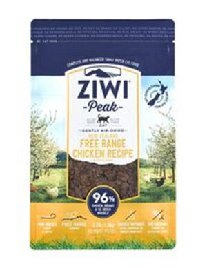 ZIWI Peak Cat Food Air Dried Chicken 1kg